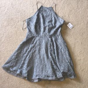Lace dress from urban outfitters